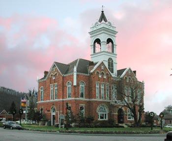 Blairsville Georgia Museum
