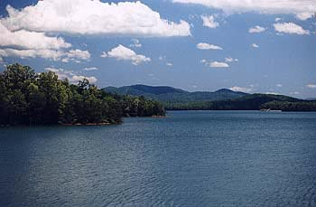 Lake Blue Ridge, Blue Ridge Georgia