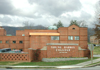 Young Harris College Georgia Mountains